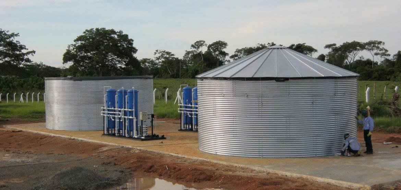 WSWA Drinking water station